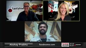 Akshay Prabhu of Foodnome