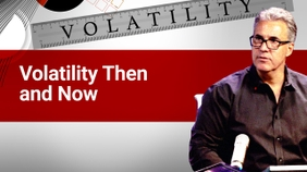 Volatility Then and Now