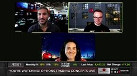 Three Trade Ideas August 5th