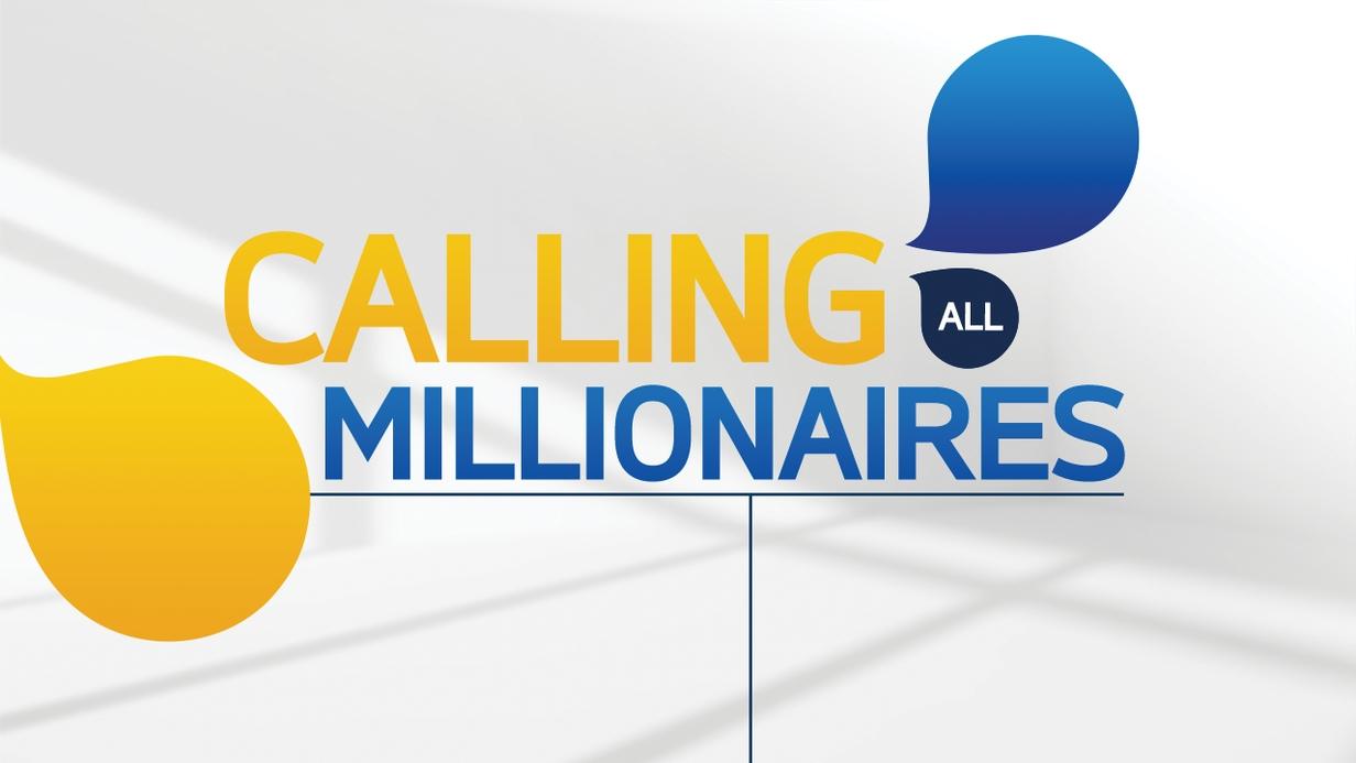 Calling All Millionaires hero image