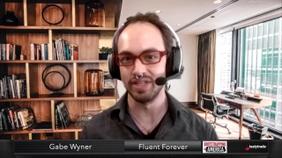 Gabe Wyner of Fluent Forever