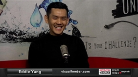 Eddie Yang of Visual Feeder