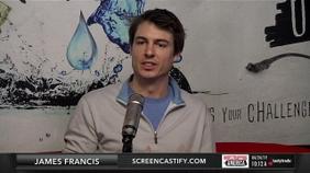 James Francis of Screencastify