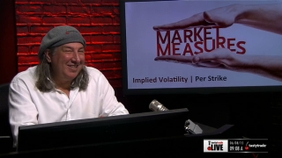 Implied Volatility   Per Strike