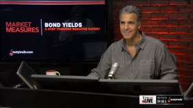 Bond Yields | A Step Towards Negative Rates?