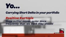 Positive Kurtosis
