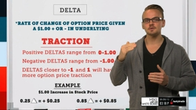 Option Greeks | Delta