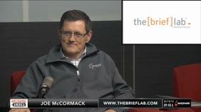 Joe McCormack of The Brief Lab