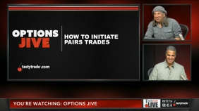 How to Initiate Pairs Trades