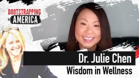 Dr. Julie Chen of Wisdom in Wellness