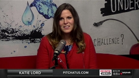 Katie Lord of Pitch At Us