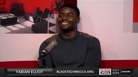 Fabian Elliot of Black Tech Mecca