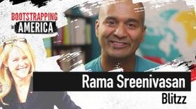 Rama Sreenivasan of Blitzz