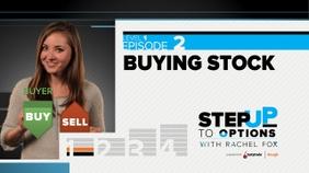 Ep 1.2 - Buying Stock