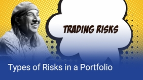 Types of Risks in a Portfolio