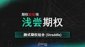 Straddles 跨式组合