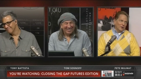 Rolling FX and Equity Futures