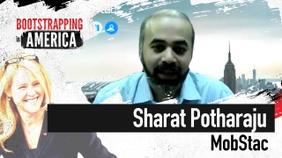 Sharat Potharaju of MobStac