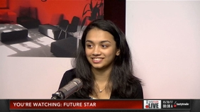 Meet Nisha, Our Future Star!