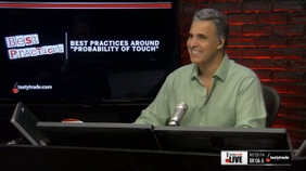 "Best Practices Around ""Probability Of Touch"""