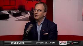 Dick Burke of Envoy Global