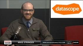 Mike Stringer of Datascope Analytics