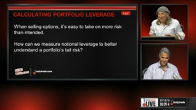 Calculating Portfolio Leverage