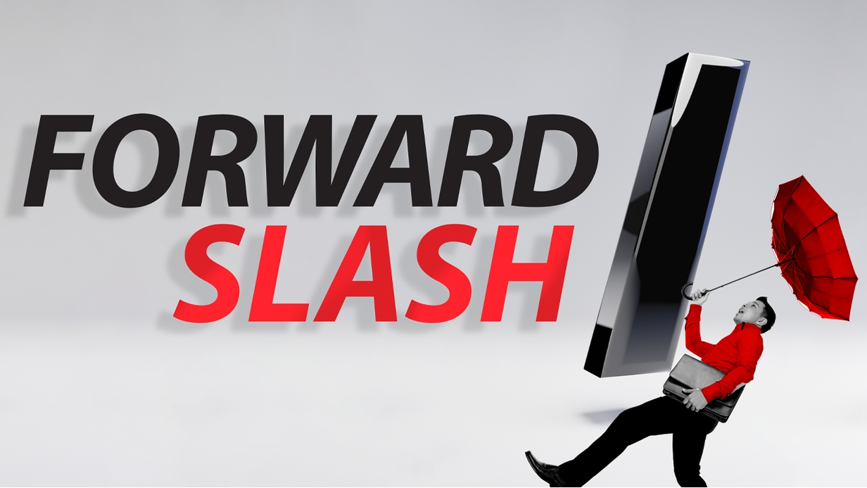 Forward Slash hero image
