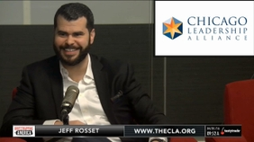 Jeff Rosset of Chicago Leadership Alliance