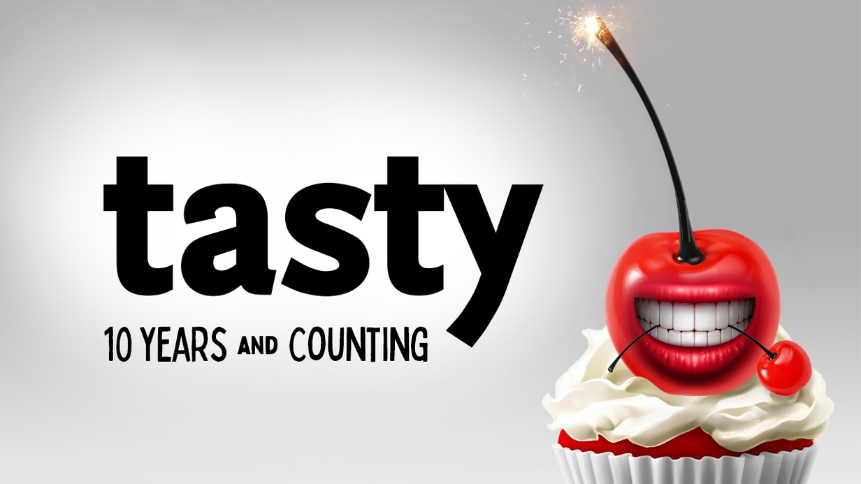 tasty: 10 Years and Counting hero image