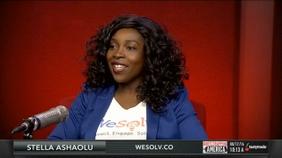 Stella Ashaolu of WeSolv