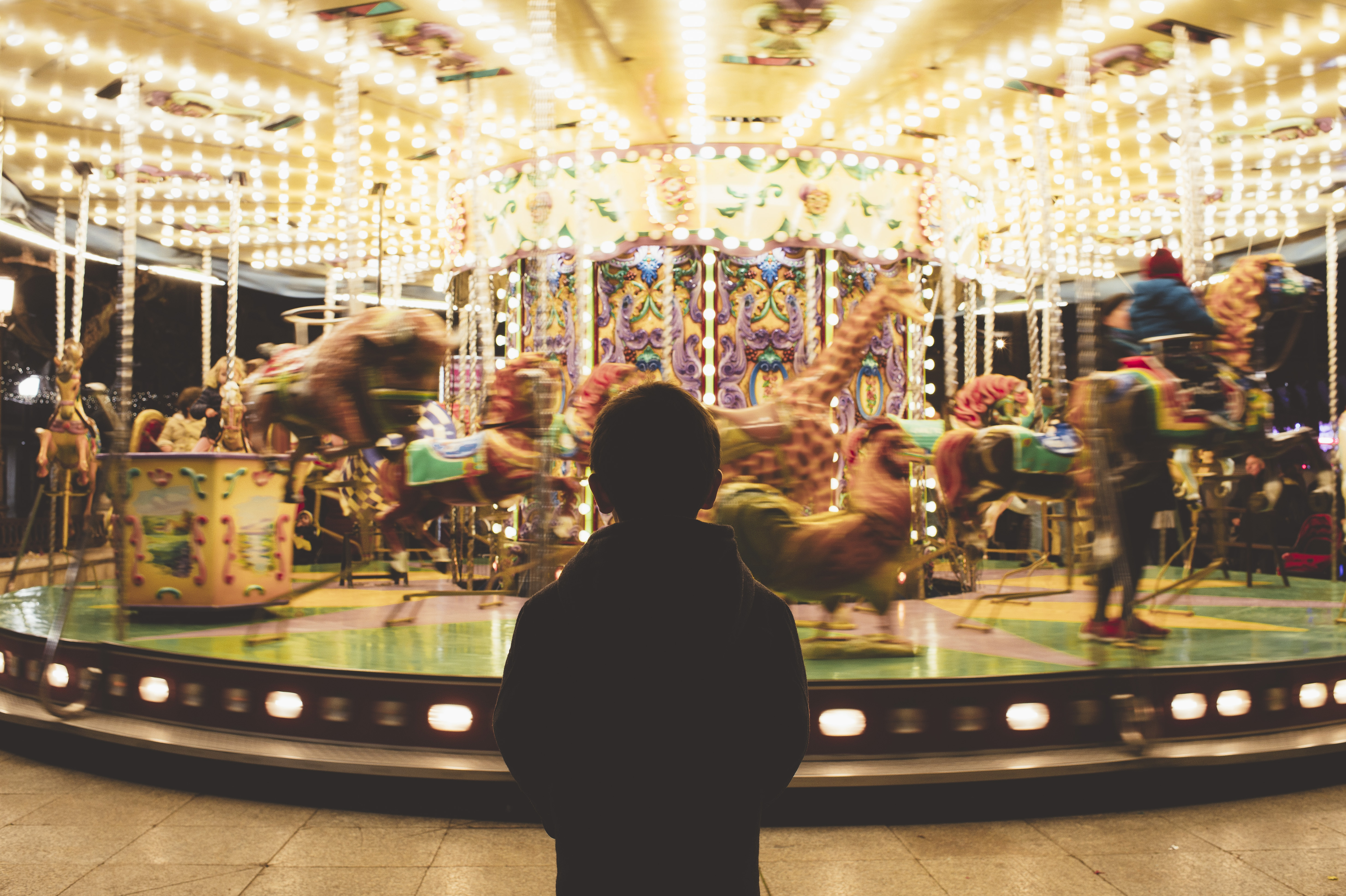 Merry-Go-Round carnival
