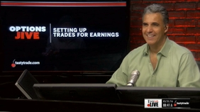 Setting Up Trades For Earnings