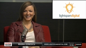 Mana Ionescu of Lightspan Digital