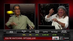 Measuring Implied Volatility & Strategy Selection
