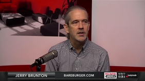 Jerry Brunton of Bareburger