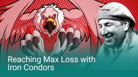 Reaching Max Loss with Iron Condors