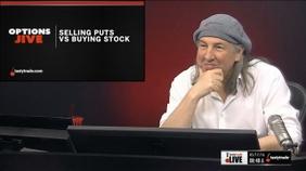 Selling Puts vs. Buying Stock