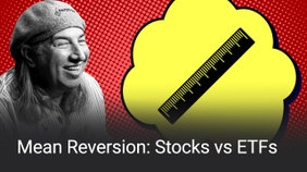 Mean Reversions: Stocks vs ETFs