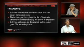 Understanding Theta & Extrinsic Value