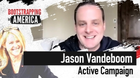 Jason VandeBoom of ActiveCampaign