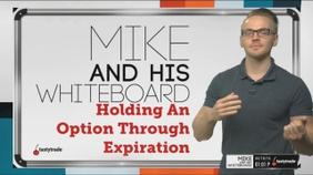 Holding An Option Through Expiration