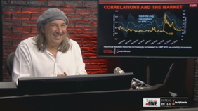Correlations and the Market