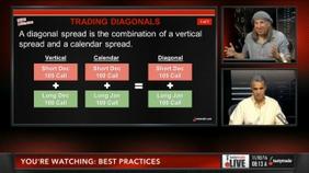 Trading Diagonals