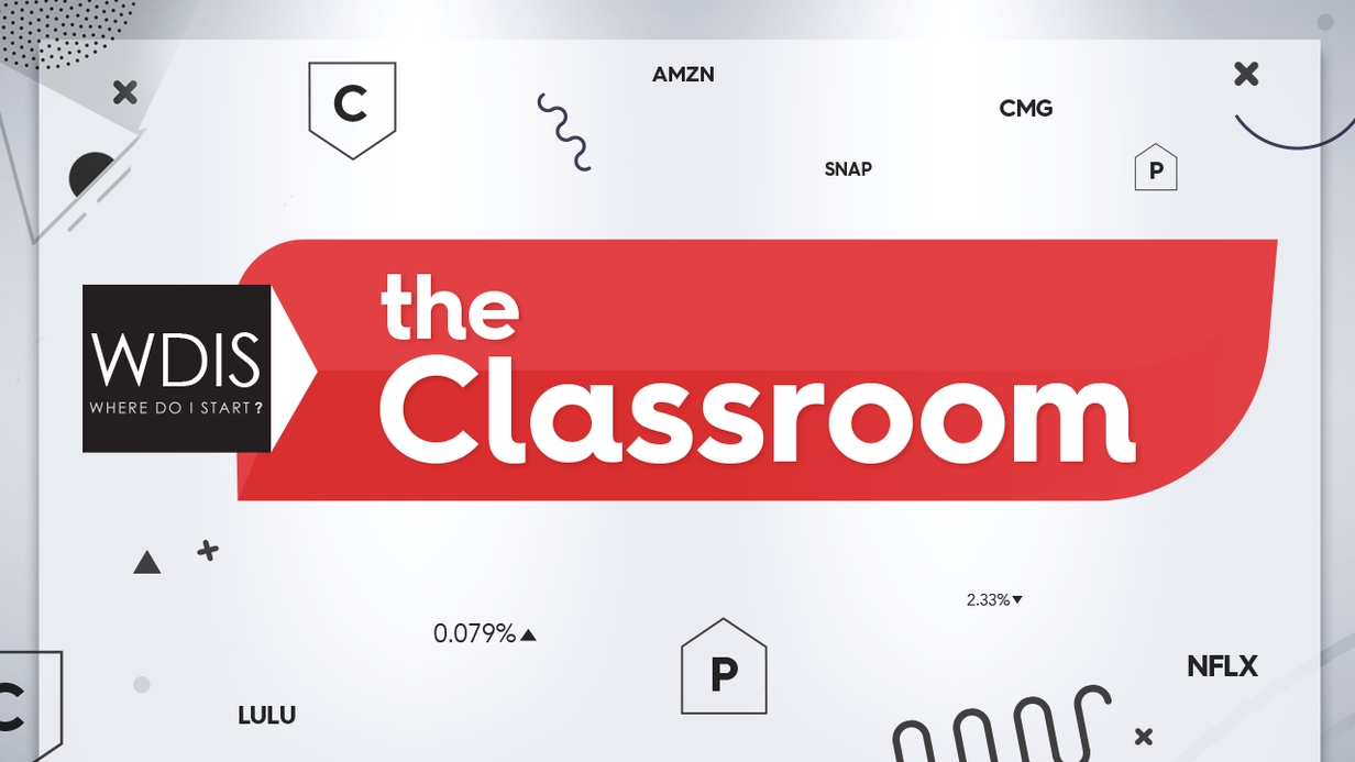 WDIS: The Classroom hero image