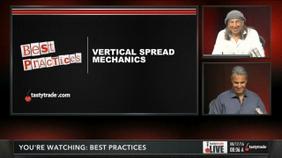 Vertical Spread Mechanics