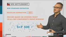 Options | SPX Settlement