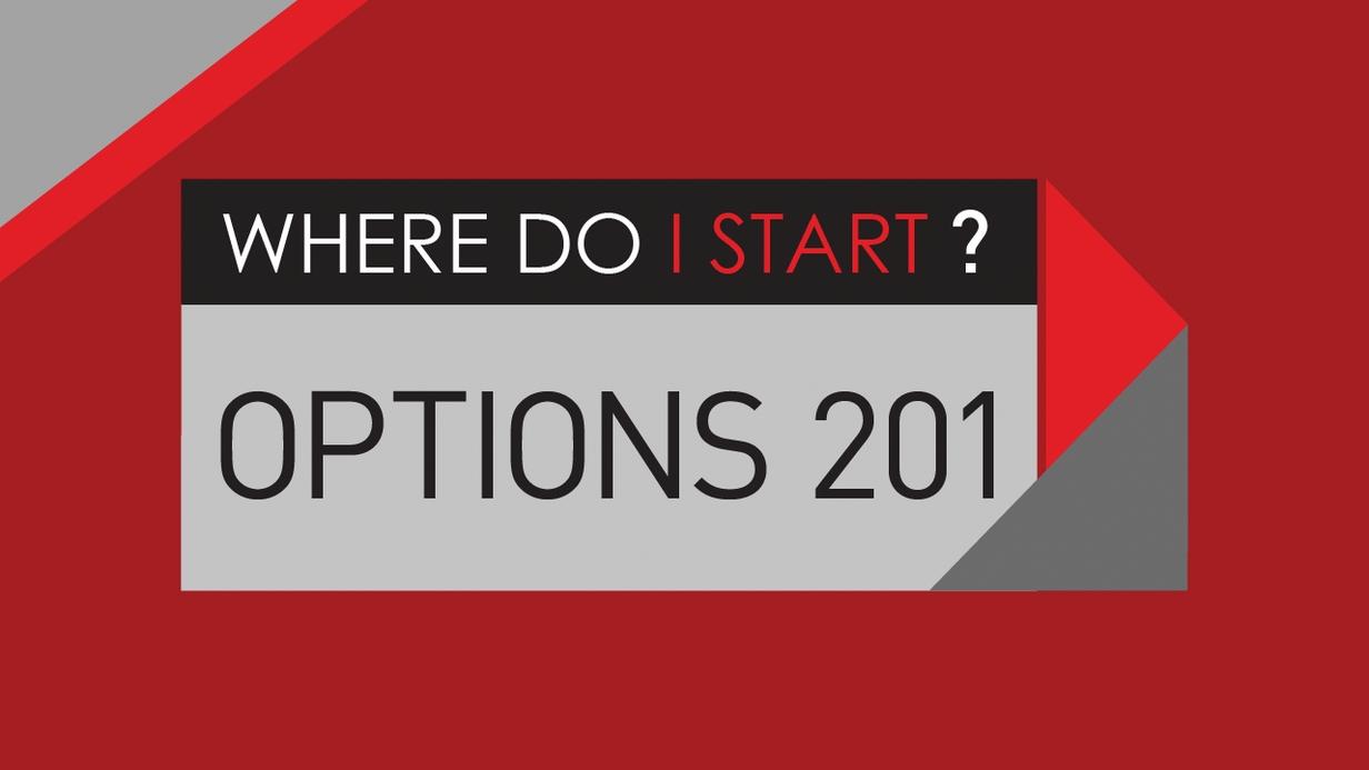 WDIS: Options 201 hero image