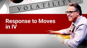 Response to Moves in IV