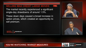 Selling Max Credit Large Moves